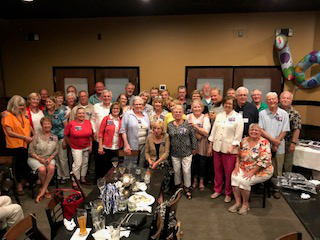 Group of Class of 1965 BCHS alumni