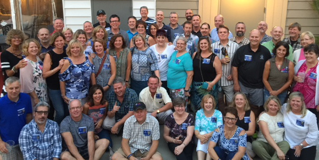 Class of 1978 Reunion in 2018