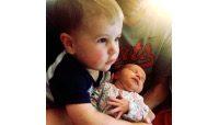 Whitney (Popp) Reh, '05, welcomes new baby