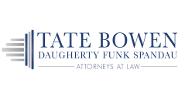 Tate Bowen Daugherty Funk Spandau Logo