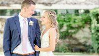 Nikki (Kirschner) Robbins, '10, weds